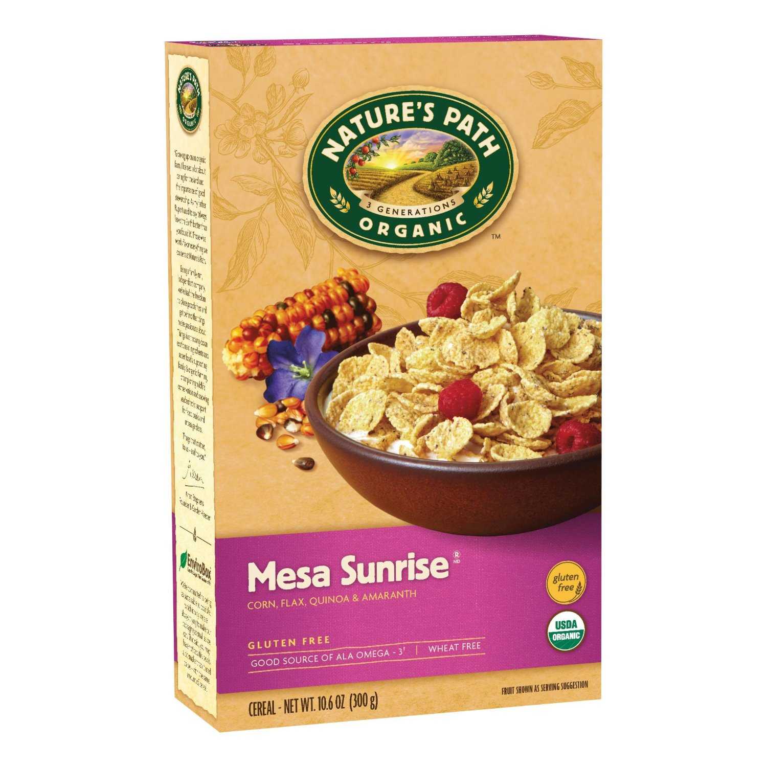 Nature's Path Organic Cereal Deal – $2.27 A Box!