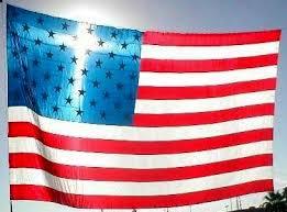 americanflagcross