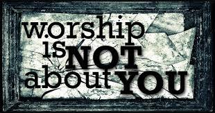 worshipnotyou